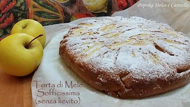 torta di mele.