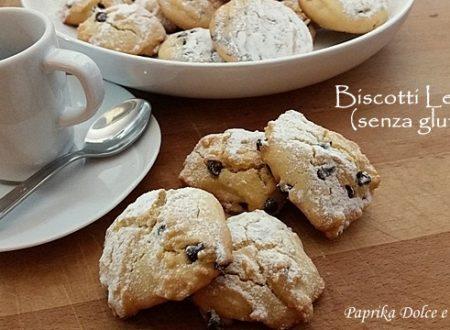 Biscotti Leggeri  (senza glutine)