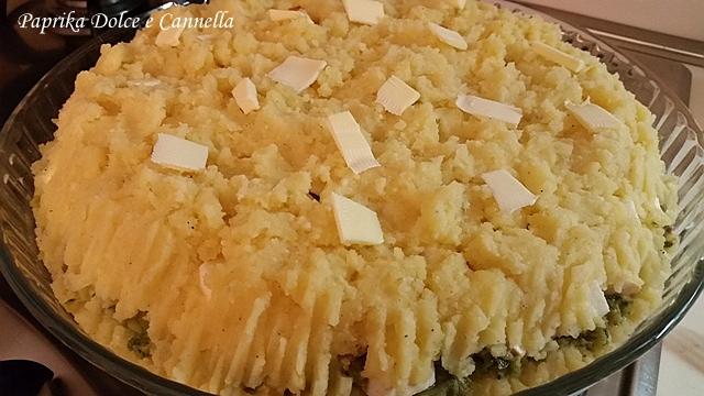 sbriciolata di patate -