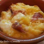 Polenta Morbida con Provola Filante (ricetta veloce!)