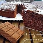 Torta Cremosa al Cioccolato al Latte
