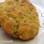 Cotolette Zucchine e Scamorza (al forno)
