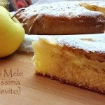 Torta di Mele Sofficissima (senza lievito)