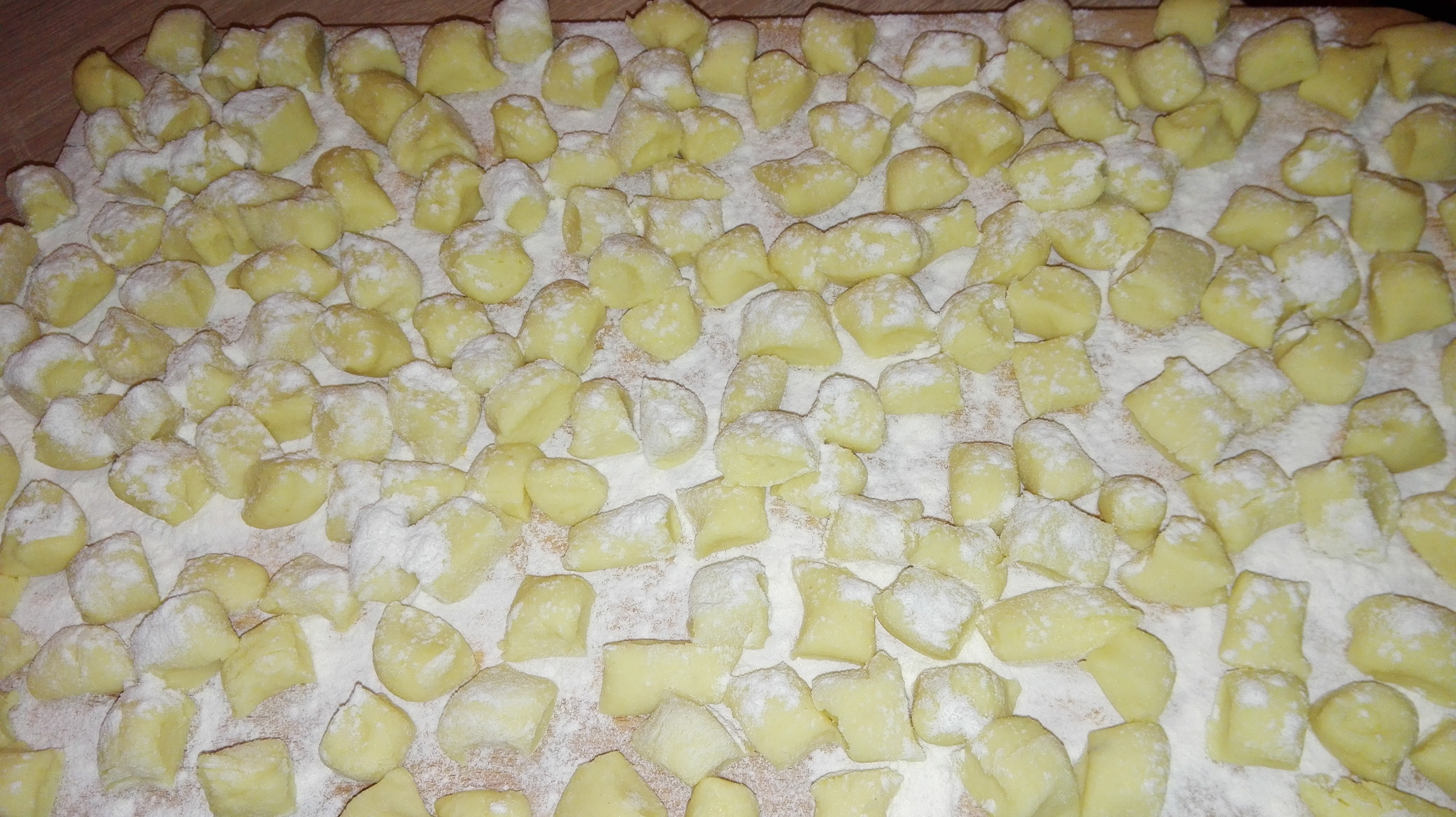 Ricerca ricette con gnocchi fatti in casa - Faretti in casa ...