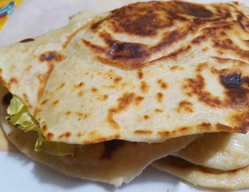 Piadina romagnola ricetta base