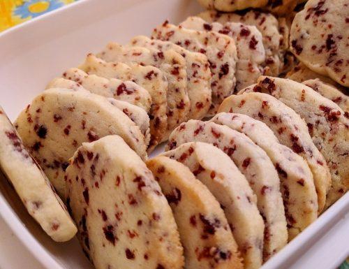 Biscotti ai Mirtilli Rossi