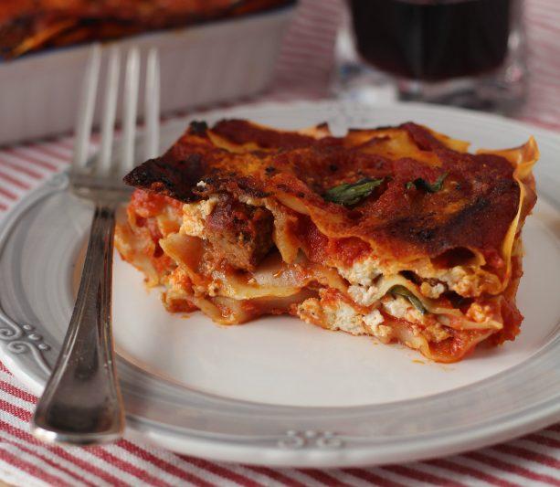 Lasagna napoletana tradizionale