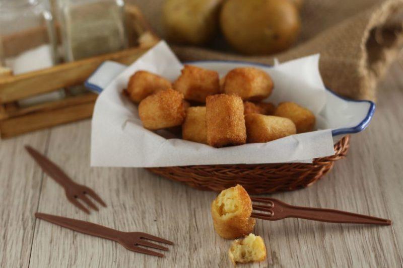 Bignè di patate bocconcini golosi
