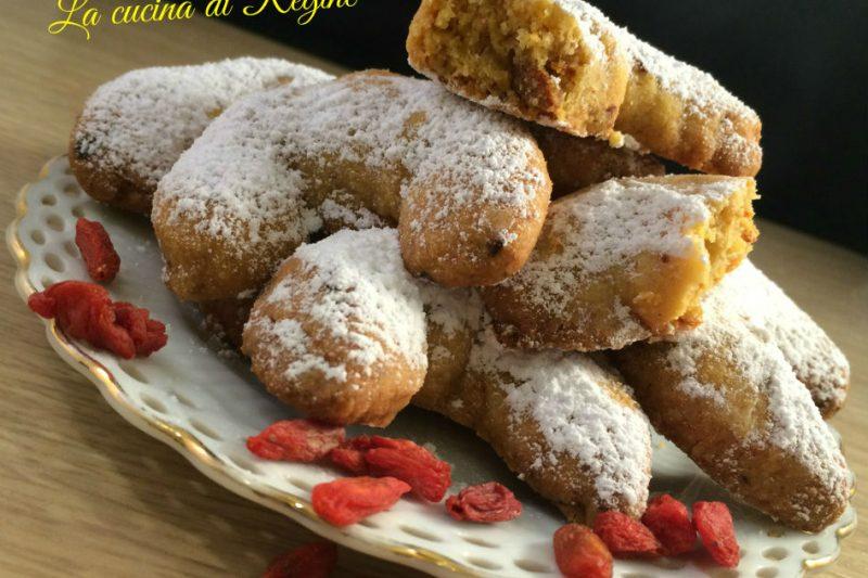 Biscotti nocciole e bacche di goji