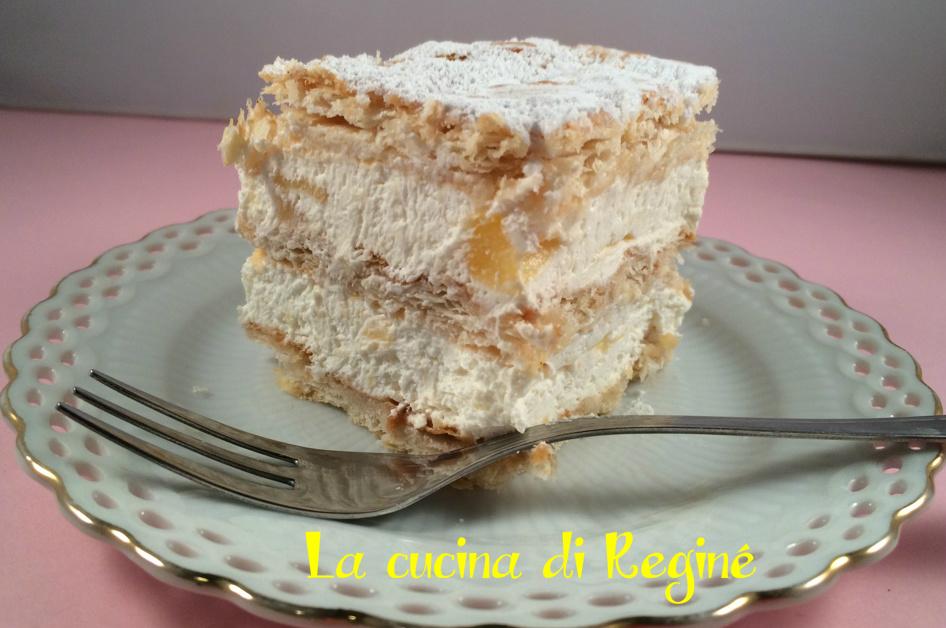 Millefoglie Ricotta E Pere La Cucina Di Reginé