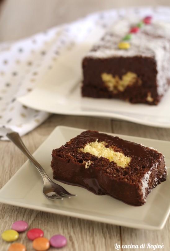 spesso Pan di spagna affogato alla Nutella | La cucina di Reginé ☼ TQ05