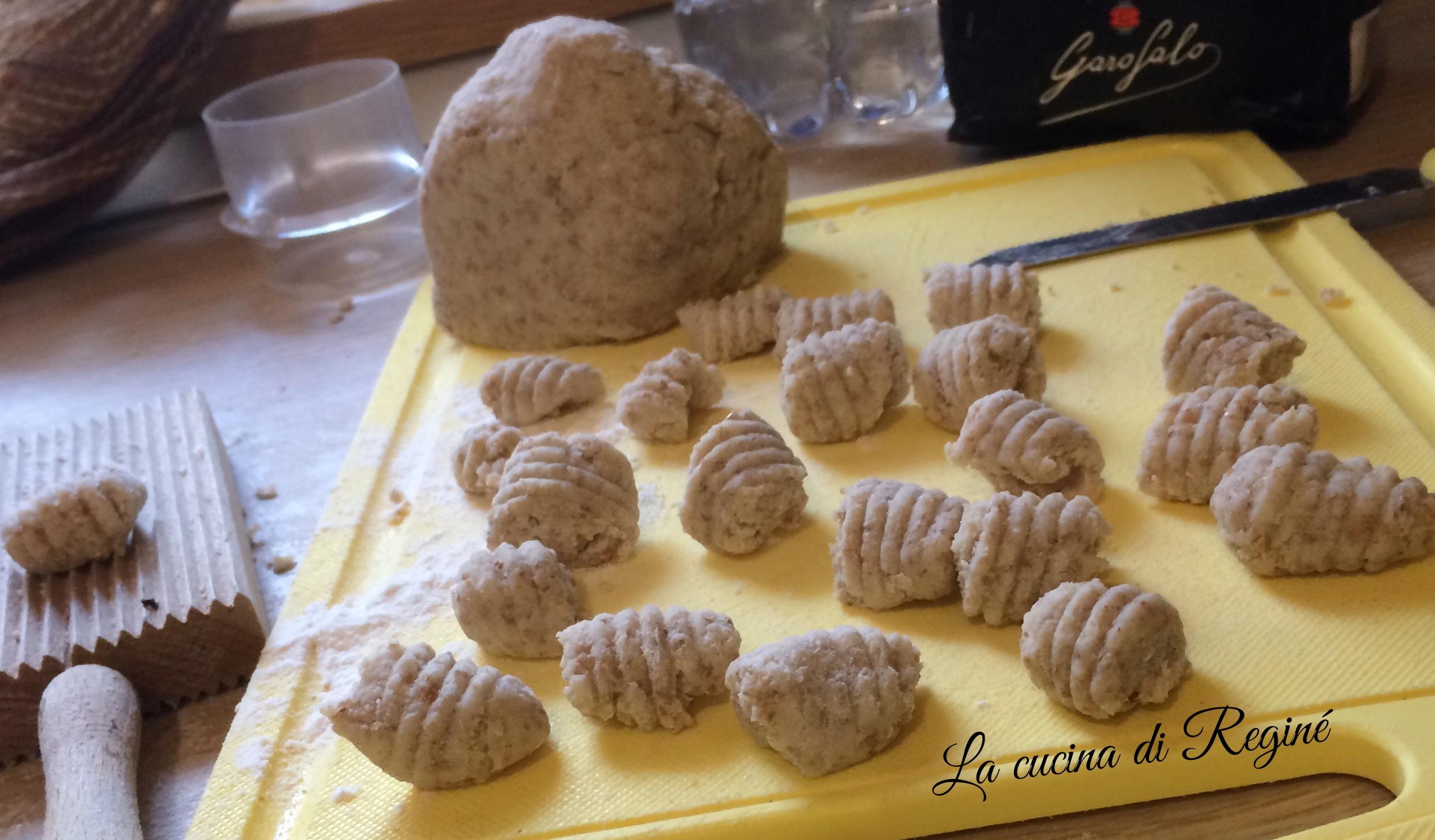 gnocchi di pane 1