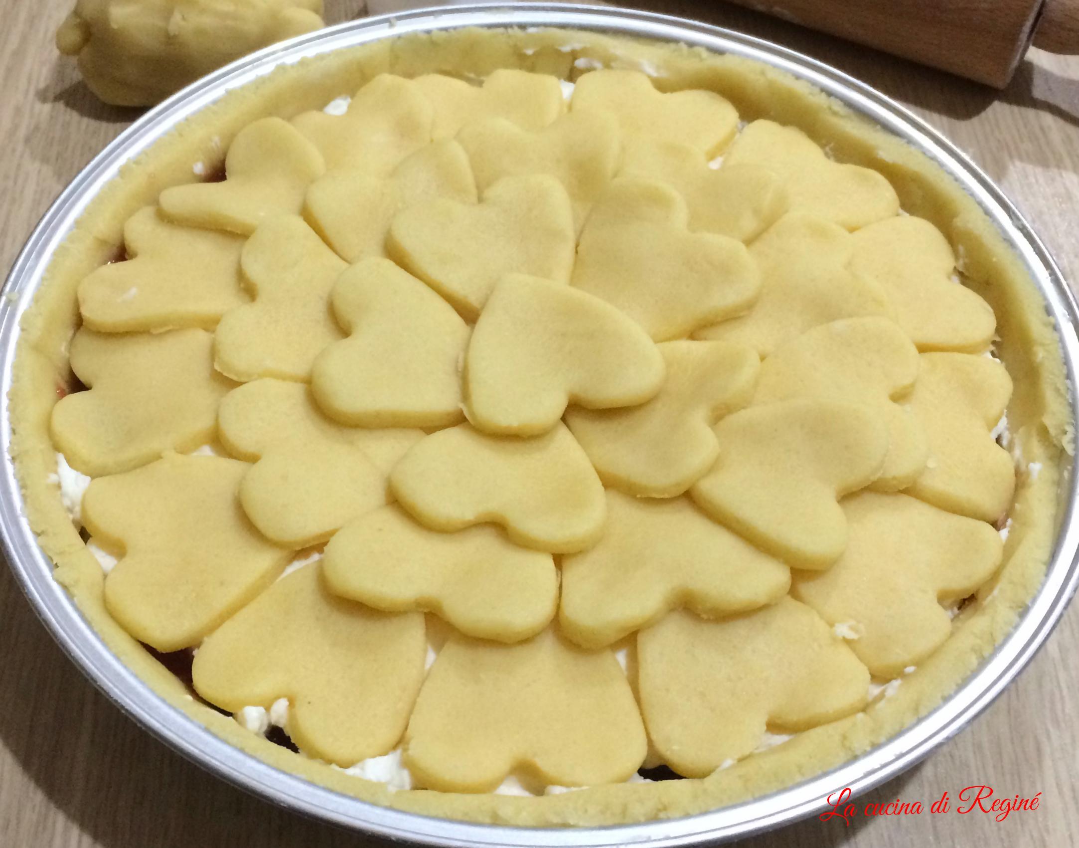 crostata di cuori 1