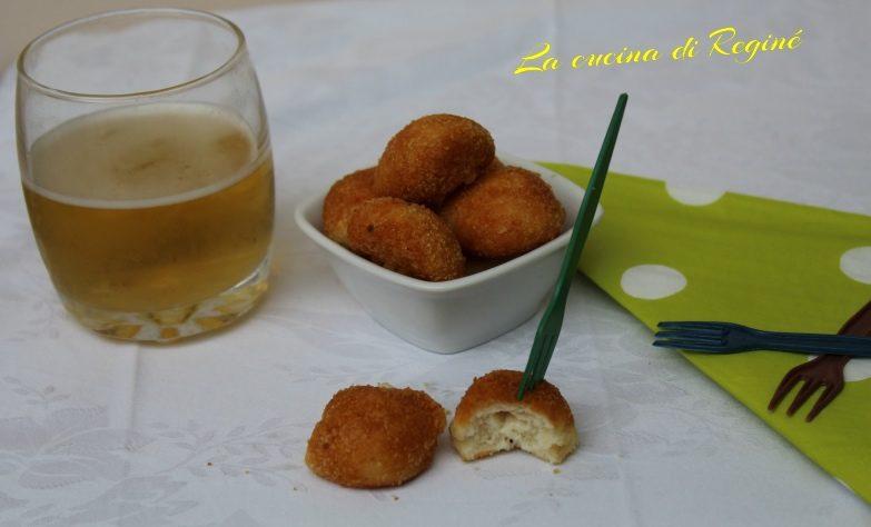 Nuvolette al parmigiano