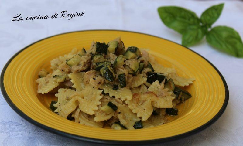 pasta tonno e zucchine_Fotor