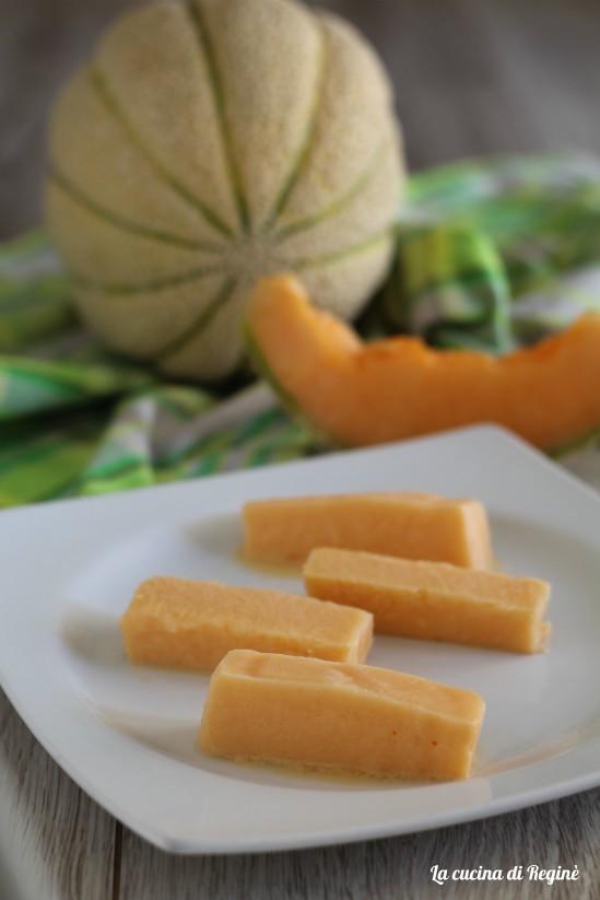 Crema gelata di melone e yogurt la cucina di regin for Cucina moderna giornale