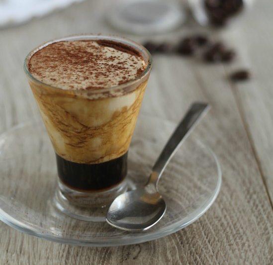 Affogato al caffè, pausa perfetta!
