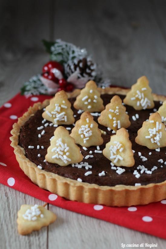 crostata natalizia