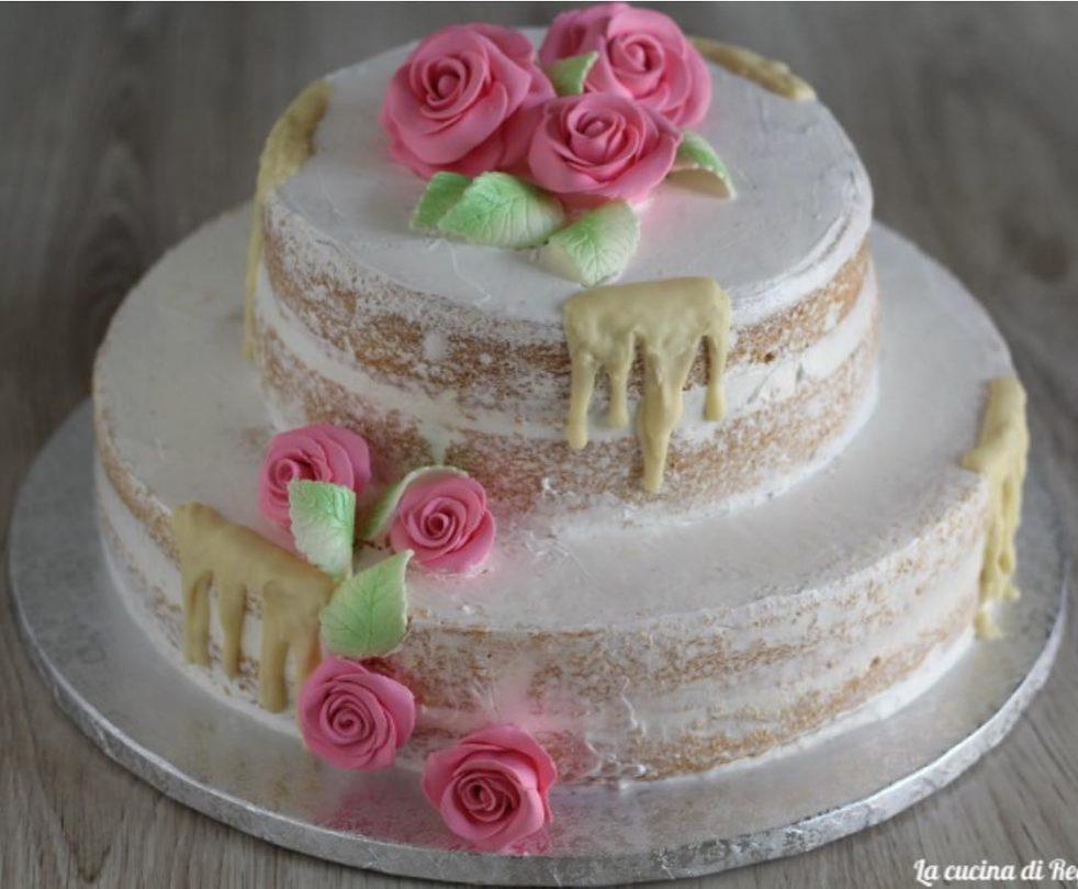 """Nude cake, ovvero la torta """"nuda"""""""