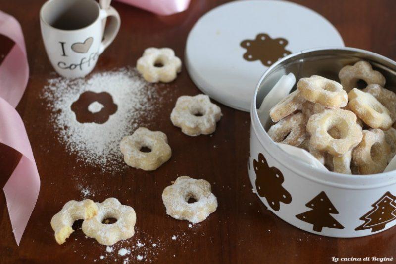 Canestrelli, biscotti friabilissimi