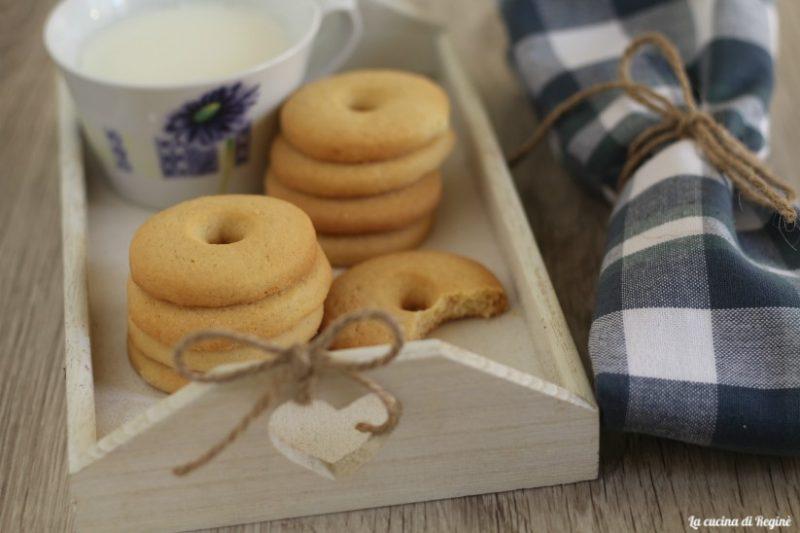 Biscotti alla panna, fragranti e golosi