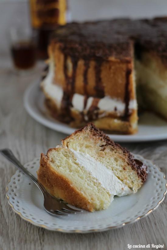 Torta babà con crema al mascarpone