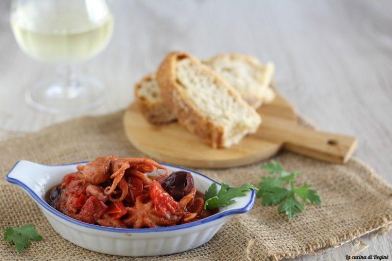 Polpi alla luciana ricetta napoletana