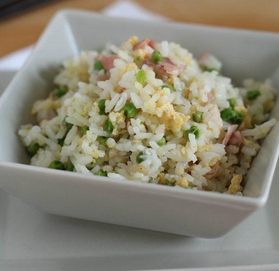 Riso cantonese ricetta originale
