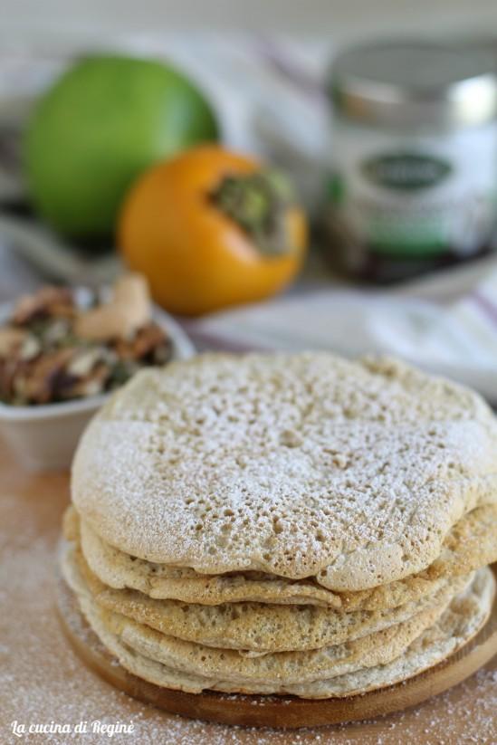 Pancake proteici fluffy