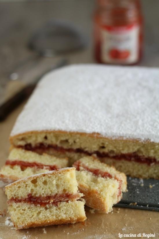torta soffice e leggera