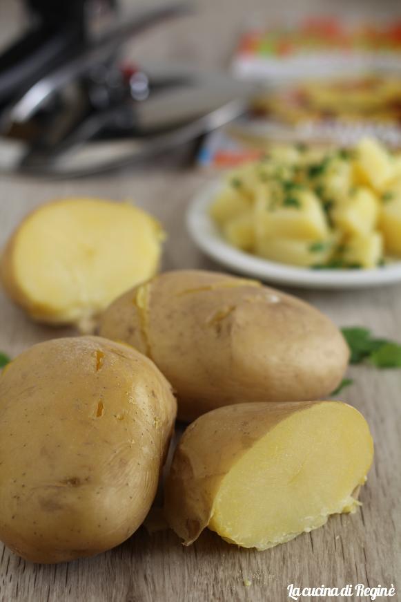 patate lesse in pentola a pressione