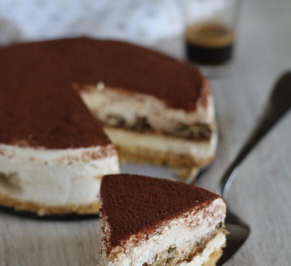 Cheesecake al mascarpone senza cottura