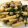 Pasta salsiccia e spinaci