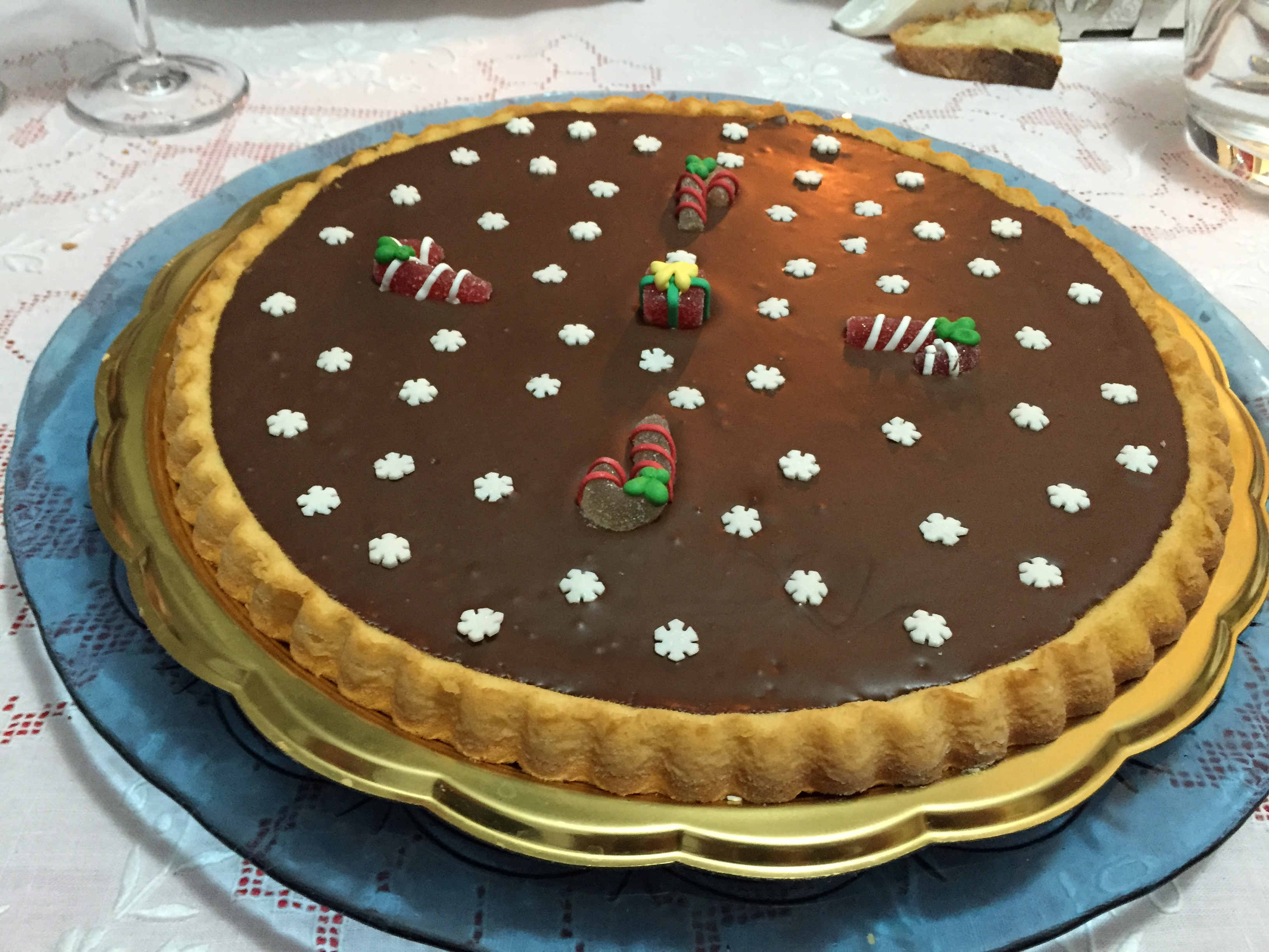 Top Crostata morbida Nutella e Kinder | Ricci e sfizi UD17
