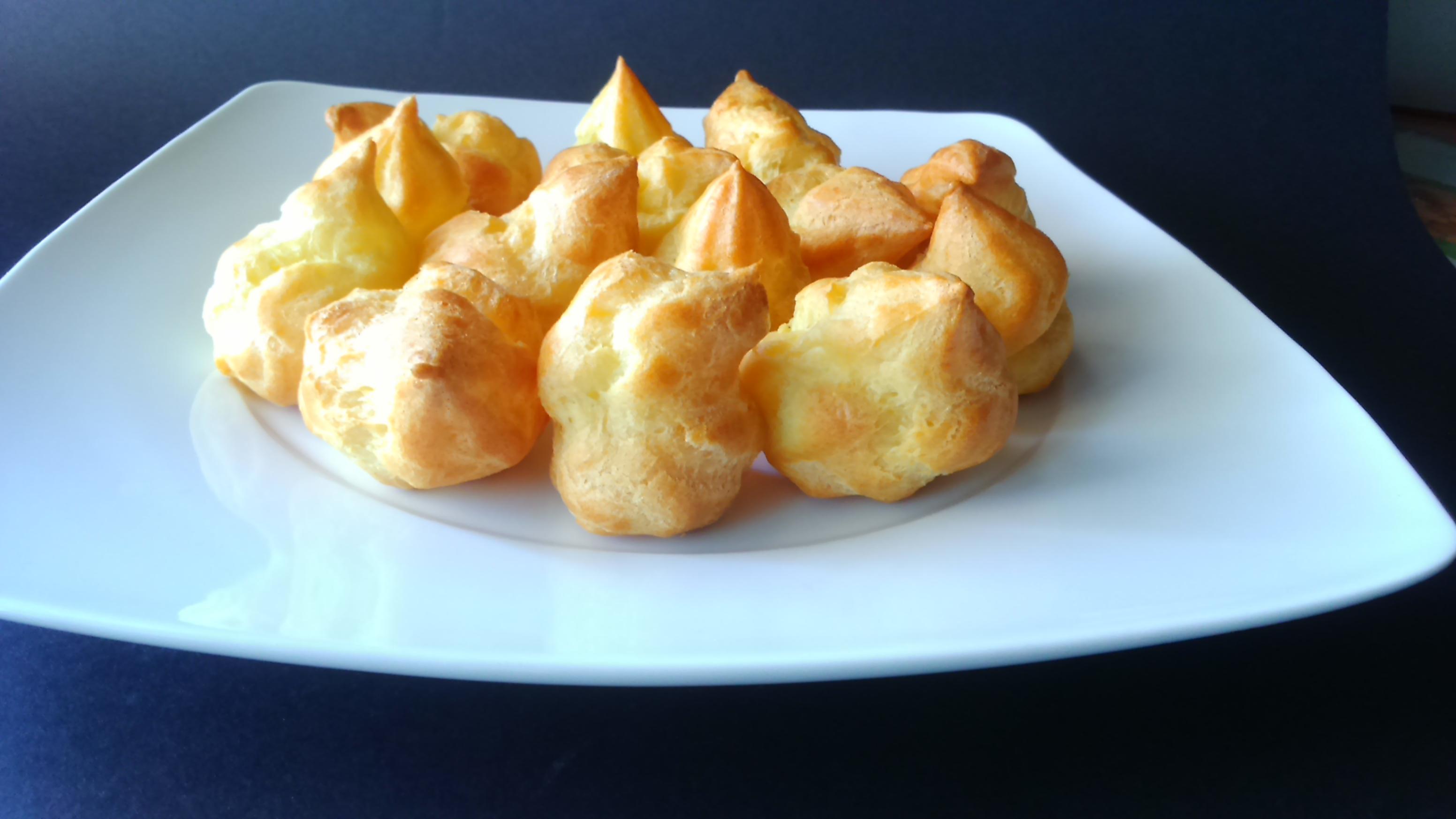 Bignè senza glutine ricetta per bignè di San Giuseppe o profiteroles