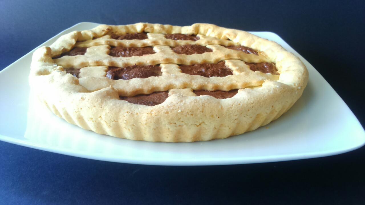 Crostata senza glutine (e ricetta pasta frolla senza glutine)
