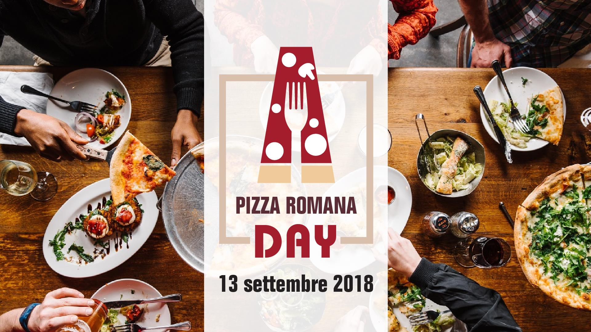 Pizza Romana Day prima edizione