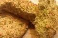 Pane croccante alle tre farine