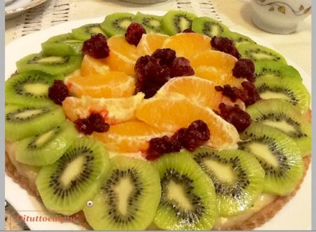 Crostata di frutta di stagione