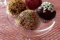 Palline colorate al cioccolato