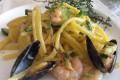 Strangozzi zucchine e pesce profumati al timo