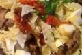 Ricciutelle con le verdure grigliate