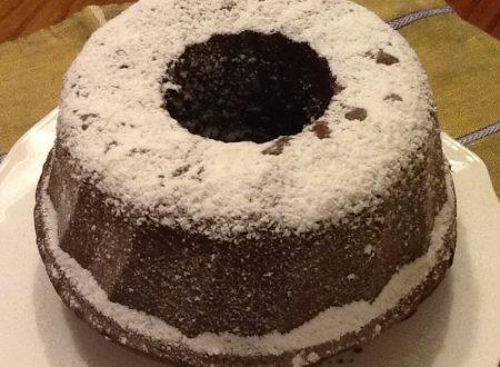 Semplicemente….. torta al cioccolato