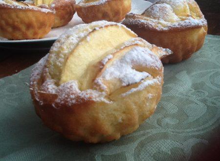 Tortine di mele panburrose