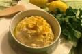 Hummus, crema di ceci