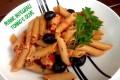 Penne integrali tonno e olive