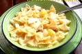 Pasta e patate saporita