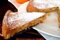 Crostata chiusa all'arancia