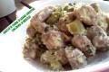 Gnocchi di farina di grano saraceno con crema di broccoli