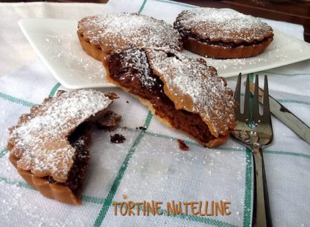 Tortine nutelline